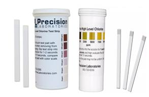 Que thử hoạt độ và tồn dư của hoá chất - Que thử hãng Precision Laboratories